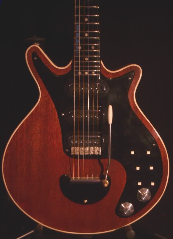 Red Special Mark Iii