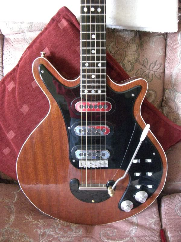 Red Special Mark Iv